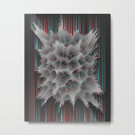 The Life Fraction No.01 Metal Print