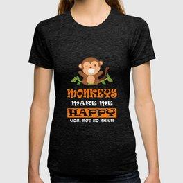 Funny Novelty Gift For Animal Lover T-shirt