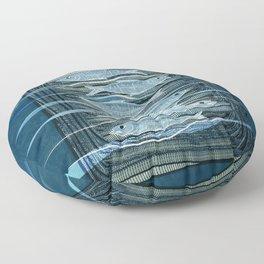 Fish Food Floor Pillow