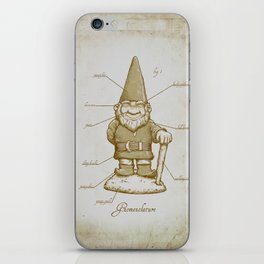Gnomenclature iPhone Skin