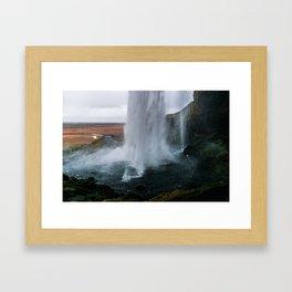 INSURRECTION - Whisper. Framed Art Print