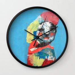 Faithful she was Wall Clock