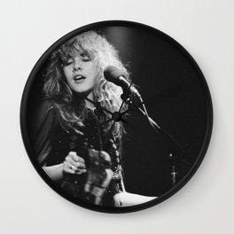Stevie Nicks Wall Clock
