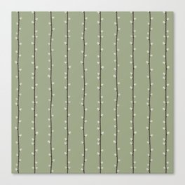 Salix Canvas Print