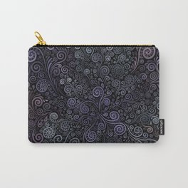 3D Psychedelic Powder Pastel NeuRose Carry-All Pouch