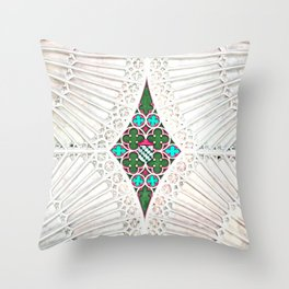 Architecture - Art Photography Pattern  Throw Pillow