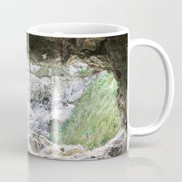 Etretat, France - Cave Coffee Mug