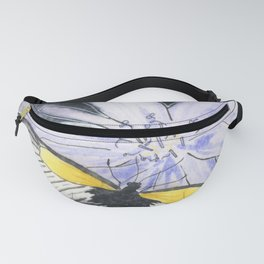 Butterfly Whispers Fanny Pack