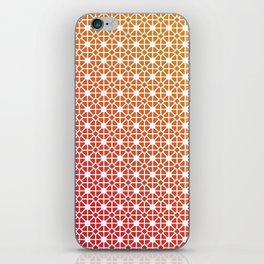 Traditional chinese paper cut  iPhone Skin