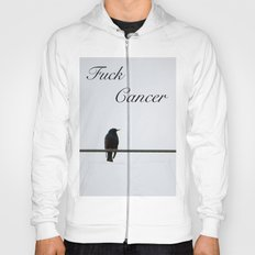 Give Cancer the Bird Hoody
