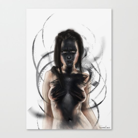 thrives Canvas Print