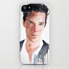 Sherlock, Benedict Cumberbatch Slim Case iPhone (5, 5s)