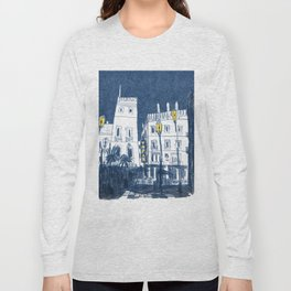 Tapas Valencia Spain Long Sleeve T-shirt