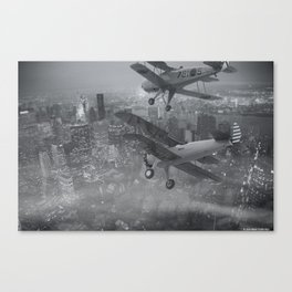 Looking for KONG Canvas Print
