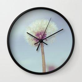 Fine and Dandy Wall Clock