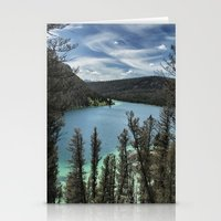 montana Stationery Cards featuring Montana by Justine O'Neil Photography