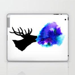 Space deer Laptop & iPad Skin