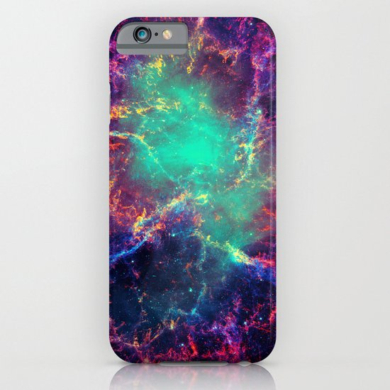 Cave Nebula iPhone & iPod Case