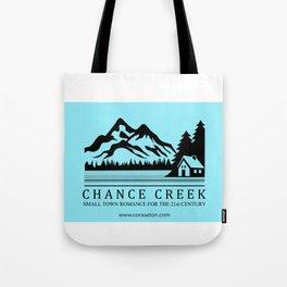 Chance Creek, Montana Tote Bag