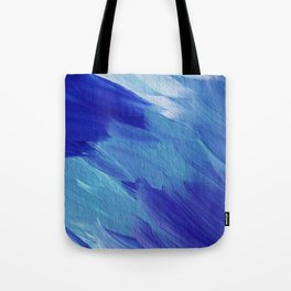Deepest blues Tote Bag