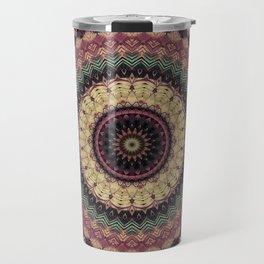 Mandala 273 Travel Mug