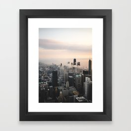 Chicago II Framed Art Print