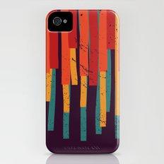Squared Stripes iPhone (4, 4s) Slim Case