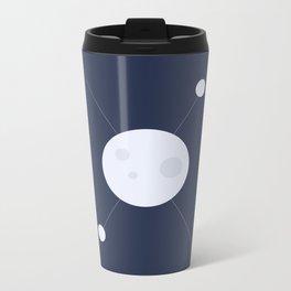 Stellar Symmetry Metal Travel Mug