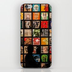 Silhouette 2 iPhone & iPod Skin