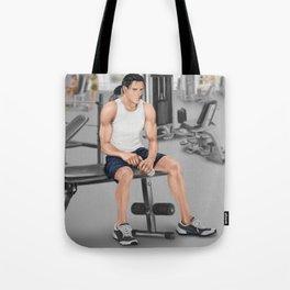 cross training Tote Bag
