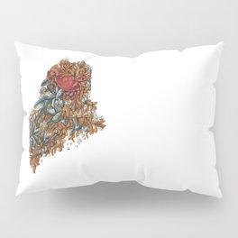 Maine (intertidal zone) Pillow Sham