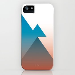 Triangle 1 iPhone Case