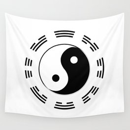 I Ching Wall Tapestry