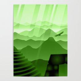 Inca Gate Poster