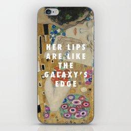 Arabella's Kiss iPhone Skin