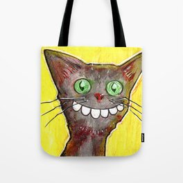 Derp Cat Tote Bag