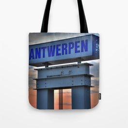 The Cruise Terminal Tote Bag