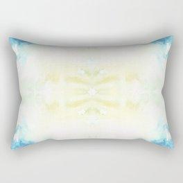 Bright Nebula Rectangular Pillow