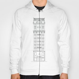Don't Forget to Look Up by the Downtown Doodler Hoody