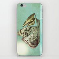 voyage iPhone & iPod Skins featuring The Voyage by Eric Fan
