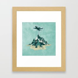 922044:16 Framed Art Print