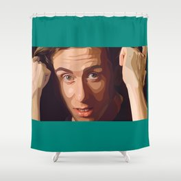Hopes Shower Curtain