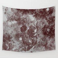 SKULL#03 Wall Tapestry