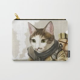 Rider Cat Carry-All Pouch