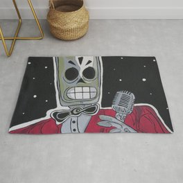 The Entertainer Rug