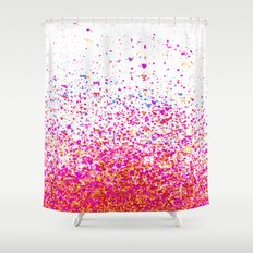 sparkles Shower Curtain