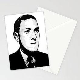 Howard Philips Lovecraft Stationery Cards