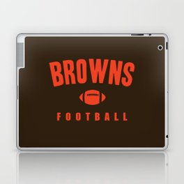 Browns Football Laptop & iPad Skin