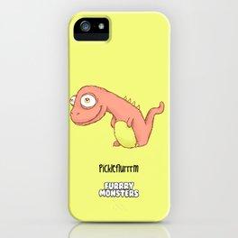 Pickleflurrrm iPhone Case