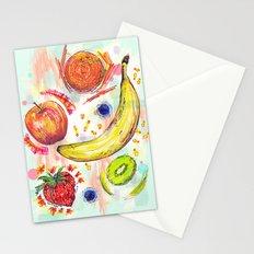 Fruit Splash Stationery Cards